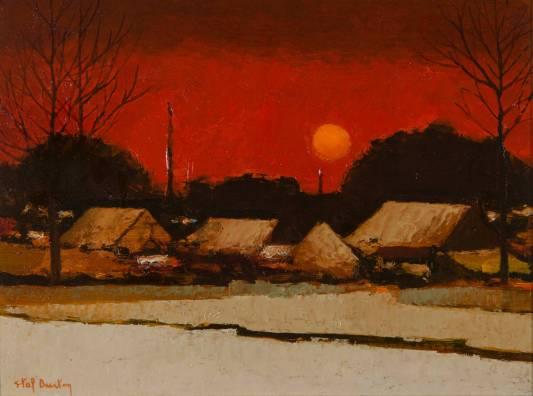 Staf Beerten exelmans galerie kunstgalerie beeldentuin belgië