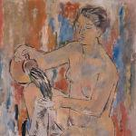 Pierre Cox exelmans galerie kunstgalerie beeldentuin belgië