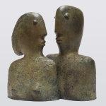 Gerda De Jonghe exelmans galerie kunstgalerie beeldentuin belgië
