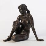 Irénée Duriez exelmans galerie kunstgalerie beeldentuin belgië
