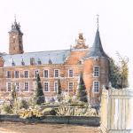 Mathi Engelen exelmans galerie kunstgalerie beeldentuin belgië