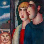 Marcel Hock exelmans galerie kunstgalerie beeldentuin belgië