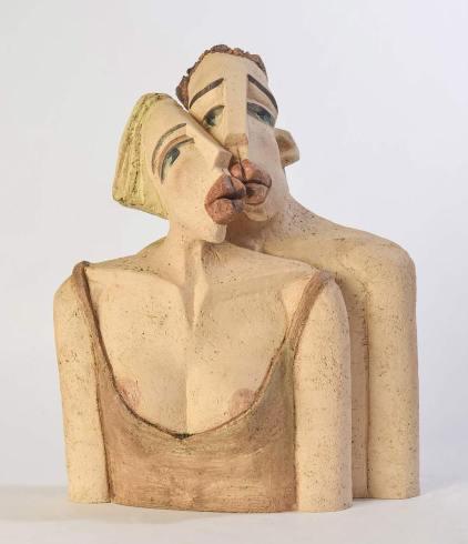 Christine Hoste exelmans galerie kunstgalerie beeldentuin belgië