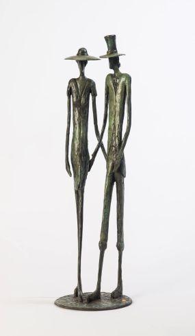 Wim Komhoff exelmans galerie kunstgalerie beeldentuin belgië