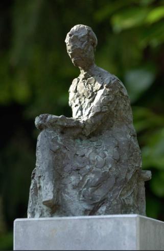 Armand Loveniers exelmans galerie kunstgalerie beeldentuin belgië