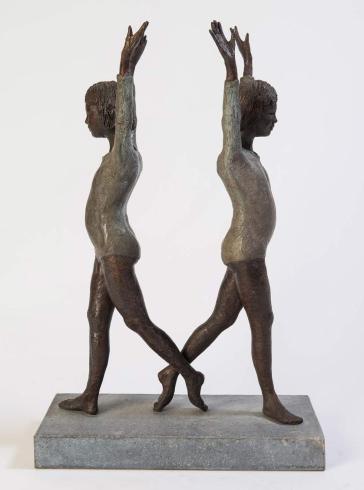 Monique Mol exelmans galerie kunstgalerie beeldentuin belgië