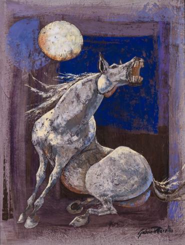 Gabrie Pittarello exelmans galerie kunstgalerie beeldentuin belgië