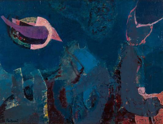 Jeanne Portenart exelmans galerie kunstgalerie beeldentuin belgië