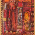 Anne Rensen exelmans galerie kunstgalerie beeldentuin belgië