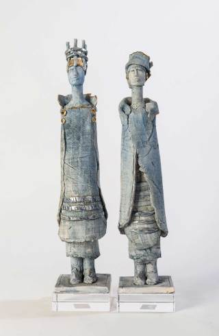 Klara Reynders exelmans galerie kunstgalerie beeldentuin belgië