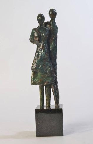 Marlou Schreurs exelmans galerie kunstgalerie beeldentuin belgië