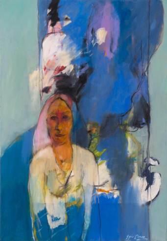 Egi Van Doren exelmans galerie kunstgalerie beeldentuin belgië