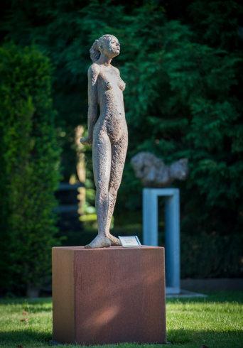 Edward Vandaele exelmans galerie kunstgalerie beeldentuin belgië