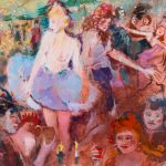 Marijke Vankenhove exelmans galerie kunstgalerie beeldentuin belgië