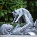 Jules Vuylsteke exelmans galerie kunstgalerie beeldentuin belgië