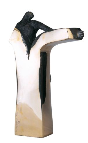 Betty Wachstock exelmans galerie kunstgalerie beeldentuin belgië