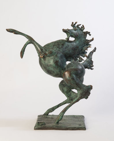 Carlo Zoli exelmans galerie kunstgalerie beeldentuin belgië